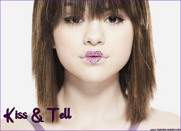 ".   .  000      Coiffure .  Selena "" Kiss And Tell !  . ."