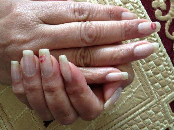 Pose ongles naturels ;)