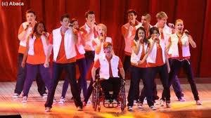 La troupe de Glee