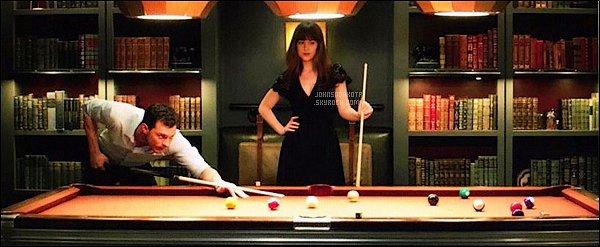 Découvrez un tout nouveau still de Fifty Shades Darker avec Dakota et Jamie