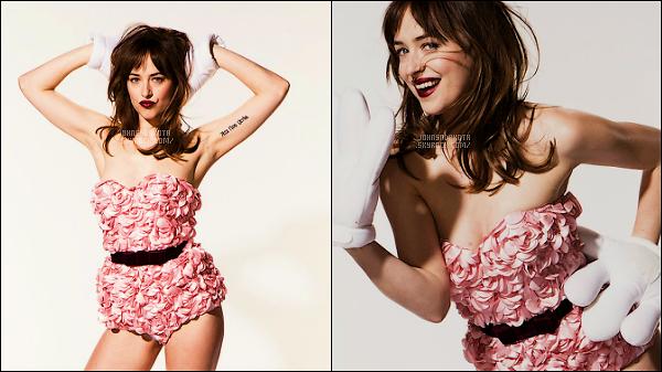 Découvrez deux nouvelles photos de Dakota du Saturday Night Live datant de 2015