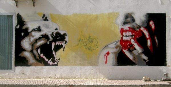 Graffiti Marocain