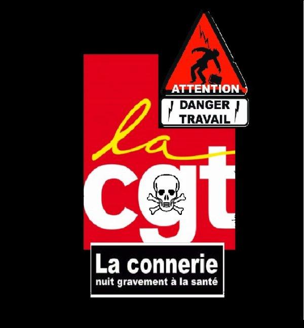 boycottons la CGT
