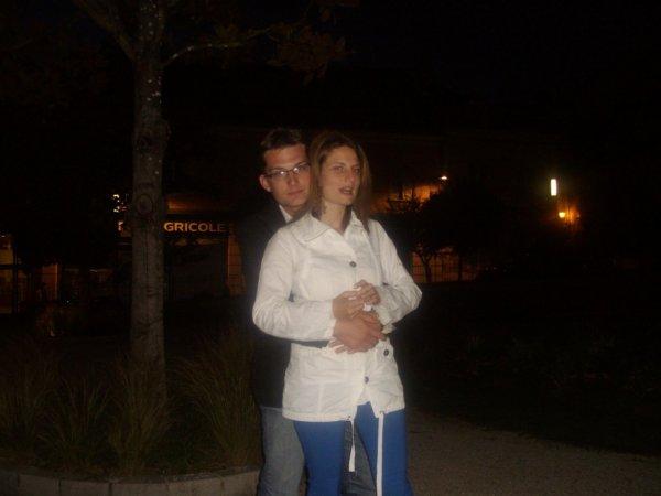 moi et ma fiancee