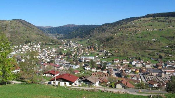 Elles sont jolies mes Vosges