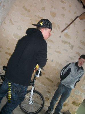 jessica & albane ------- Mathieu & max