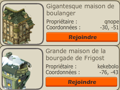 Maisons/Team