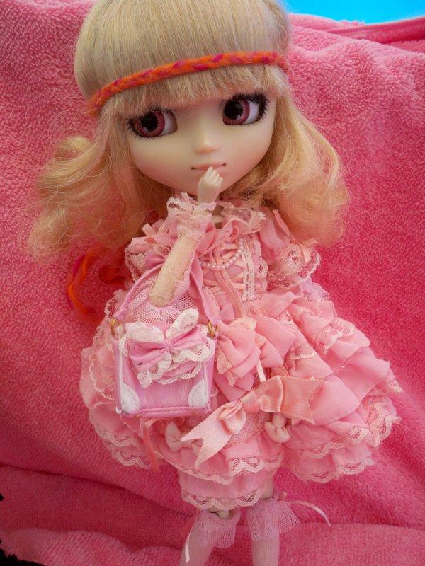 Charlotte (Pullip Angelic Pretty Sfoglia Custo)