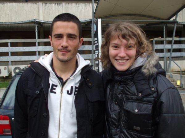 Encore une photo de Guigui et Moi
