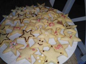 {Noël n°6}{Recette n°2} Petits sablés de Noël