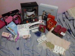 {Haul n°3} Mes cadeaux d'anniversaire ♥ #Anaïs