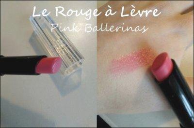 {Revue n°1} Vernis et rouge à lèvre Guerlain