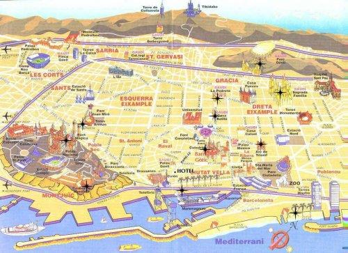 {Voyage n°1} Mon voyage à Barcelone