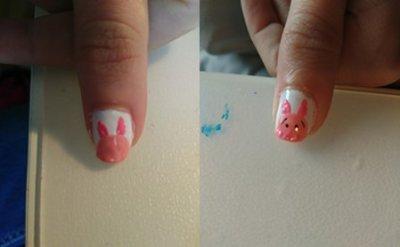 {Nail art n°6} Je teste des nail art de Yoko-NailArt