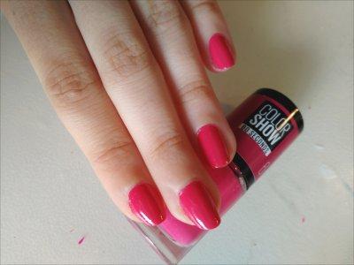 {Nail Art n°9} Nail Art Pastèque