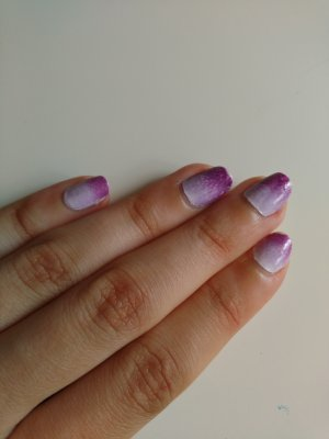 {Nail Art n°11} Comment faire un dégradé ?