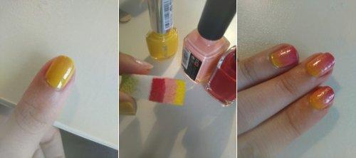 {Nail Art n°13} 2 idées nail art pour l'automne