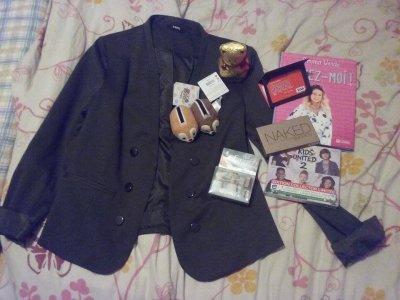 {Noël 2016 n°4} Mes cadeaux de Noël!!! <3