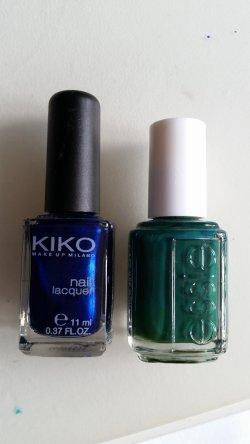 {Tag n°16} Crazy about nail polish