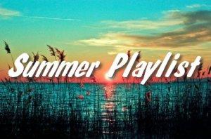 {Playlist n°6} Summer Playlist