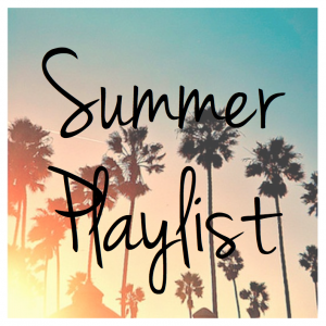 [SUMMER 2017] Playlist