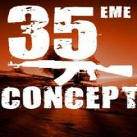 35eme concept prod /  freestyle pa2blazz by Snat monas et Cadda (2008)