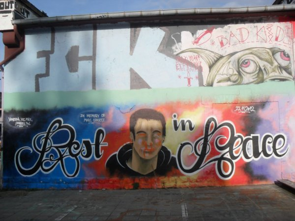 FCK - Rest In Peace
