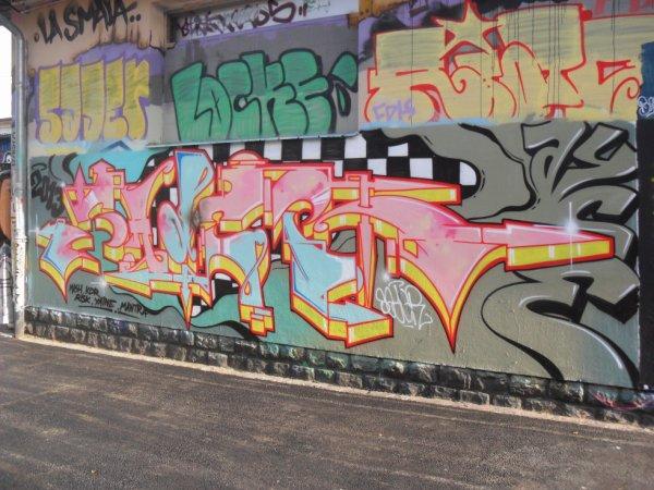 Sader - Locke - Riots