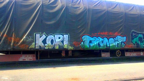 Kori - Gromït