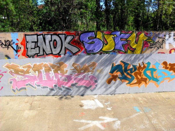 Enok - Sufy - Subz - Sender