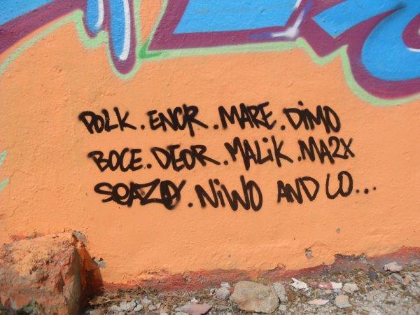 Polk - Encr - Mare - Dimo - Boce - Deor - Malik - Ma2x - Sizo - Niwo