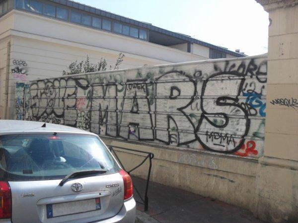 Scoué - Mars