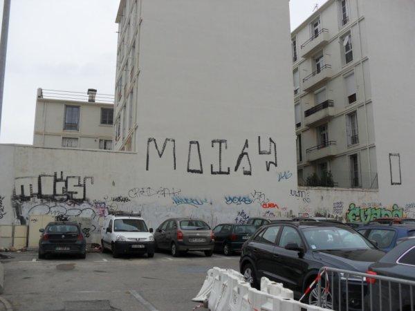 Moisy - Evadé