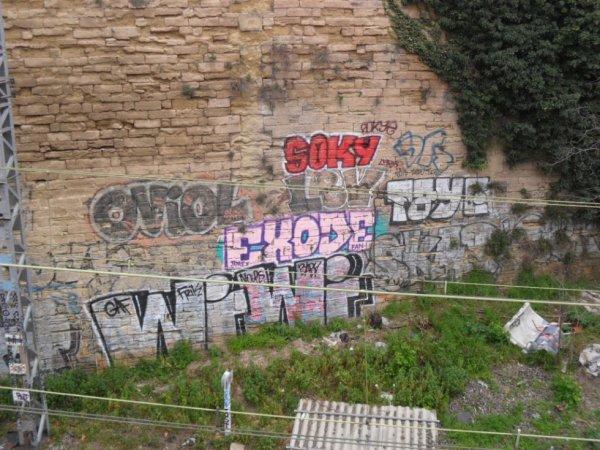 Soky - Oviol - LBV - Faye - Exode - Wiwi - Skap