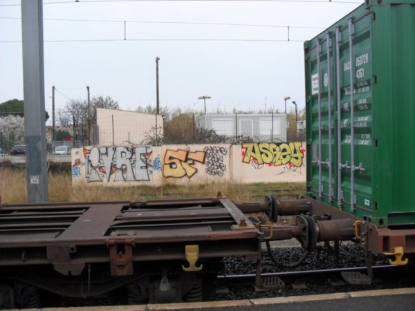 Ivre - SF - Asrey