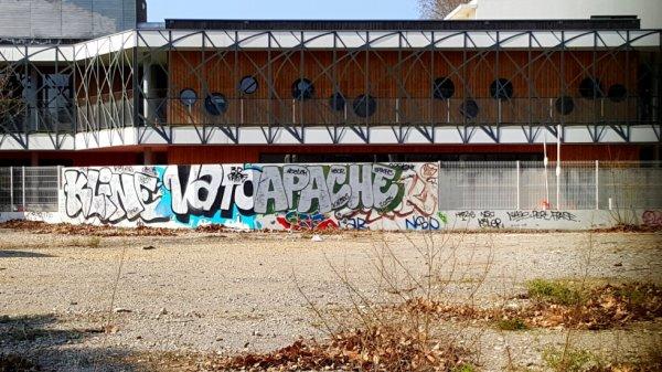 Kline - Vato - Apache