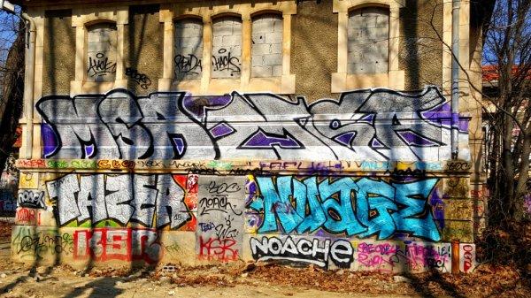 MSA - Tazer - Nuage - KSR - Noache