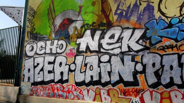 Ocho - NEK1 - Azer - Lain - Erso - Arck - Vibr