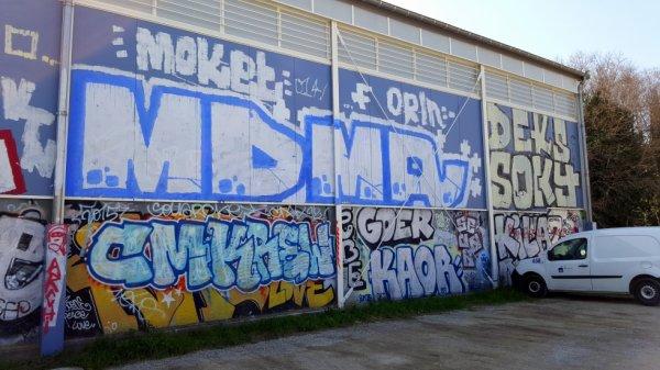 Mdma - CMK - Goer - Soky - Kilaz - Kaor - Deks