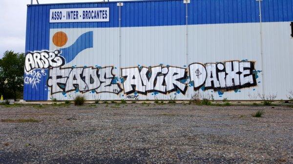 Arsé - Fade - Avir - Daixe