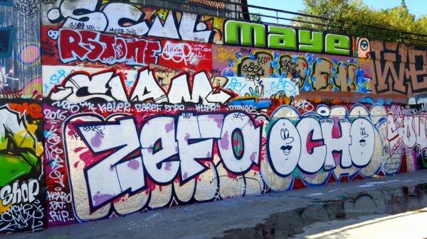 Scol - Maye - Zefo - Ocho