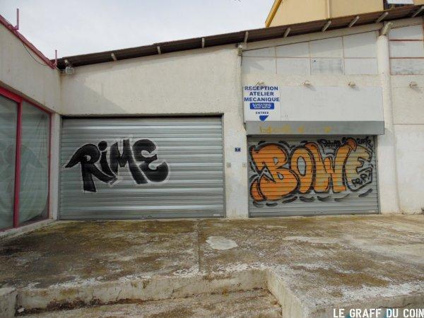 Rime - Bowe
