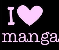 Mon amour...manga!