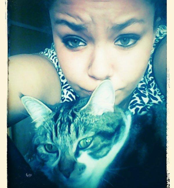 my cat !!! *_*