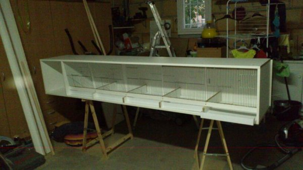 fabrication de ma nouvelle batterie d 39 levage canaris. Black Bedroom Furniture Sets. Home Design Ideas