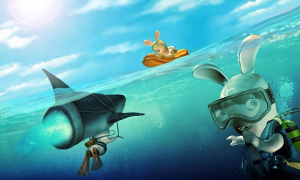 requins crétins