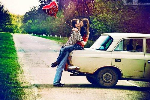 « L'amour, c'est comme la guerre. On sait quand ça commence, jamais quand ça finit. » Inconnu