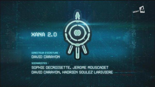 #4 - Fiche de l'épisode 1 - XANA 2.0