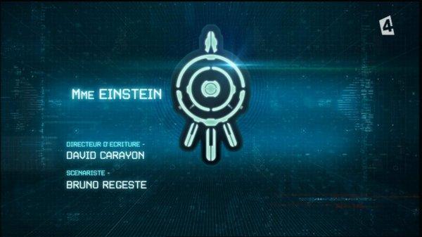 #7 - Fiche de l'épisode 4 - Mme Einstein