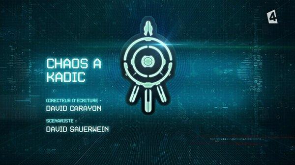 #15 - Fiche de l'épisode 12 - Chaos à Kadic